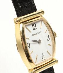 オーデマピゲカーネギー66910BAクオーツ腕時計ホワイトAUDEMARSPIGUETメンズ【】