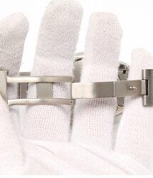 セイコー美品チタンブライツクロノグラフ8B82-0AN0ソーラー腕時計ブラックSEIKOメンズ【】