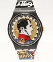 スウォッチ 訳あり ナポレオン クオーツ 腕時計 Swatch メンズ【中古】