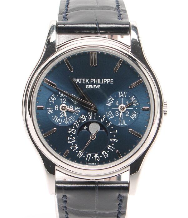 Beautiful article パテックフィリップ watch グランドコンプリケーションパーペチュアル 5140P ー 001 self-winding watch PATEK PHILIPPE men