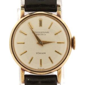 [पूर्व स्वामित्व] अनुवाद में मैं Wristwatch कलाई घड़ी मैनुअल घुमावदार महिलाओं IWC