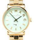 【中古】マークバイマークジェイコブス 腕時計 クオーツ グリーン MBM3284 レディース MARC by MARCJACOBS
