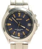 【中古】セイコー 腕時計 ソーラー 7B22-0BN4 メンズ SEIKO