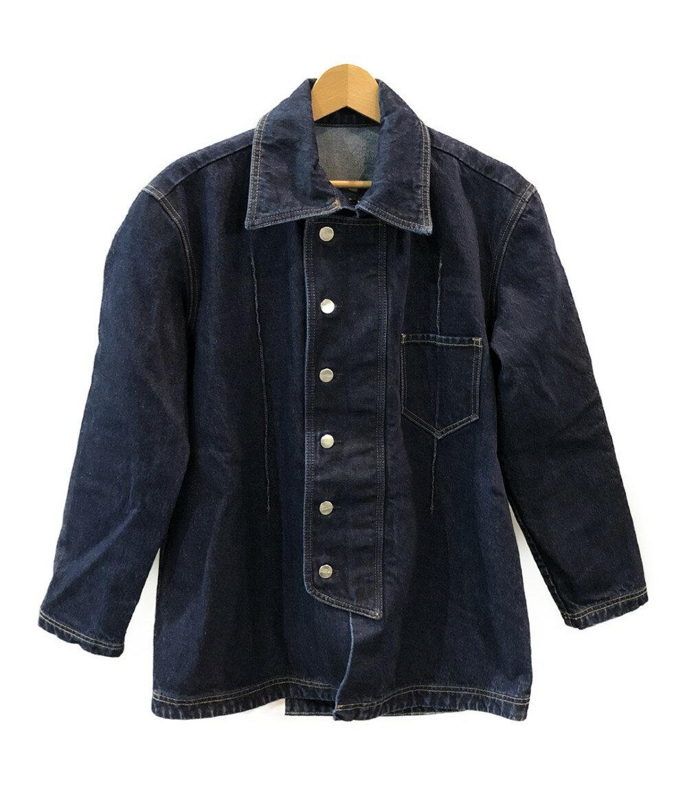 メンズファッション, コート・ジャケット  MANNI DENIM OVER SHIRT 20AW 402D-N1017UM06 SIZE S NAMACHEKO