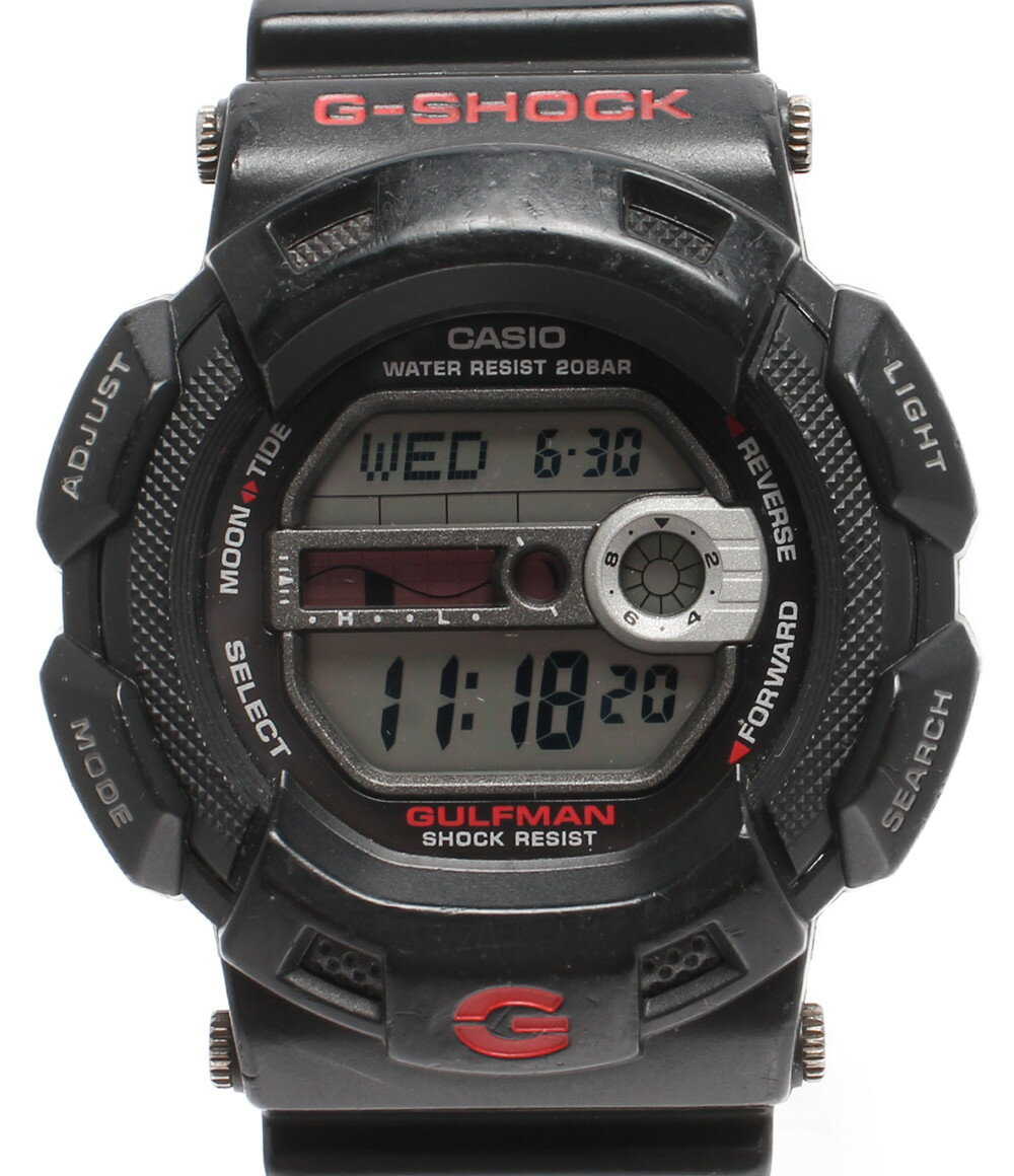 腕時計, メンズ腕時計  MASTER OF G GULFMAN G-SHOCK G-9100 CASIO