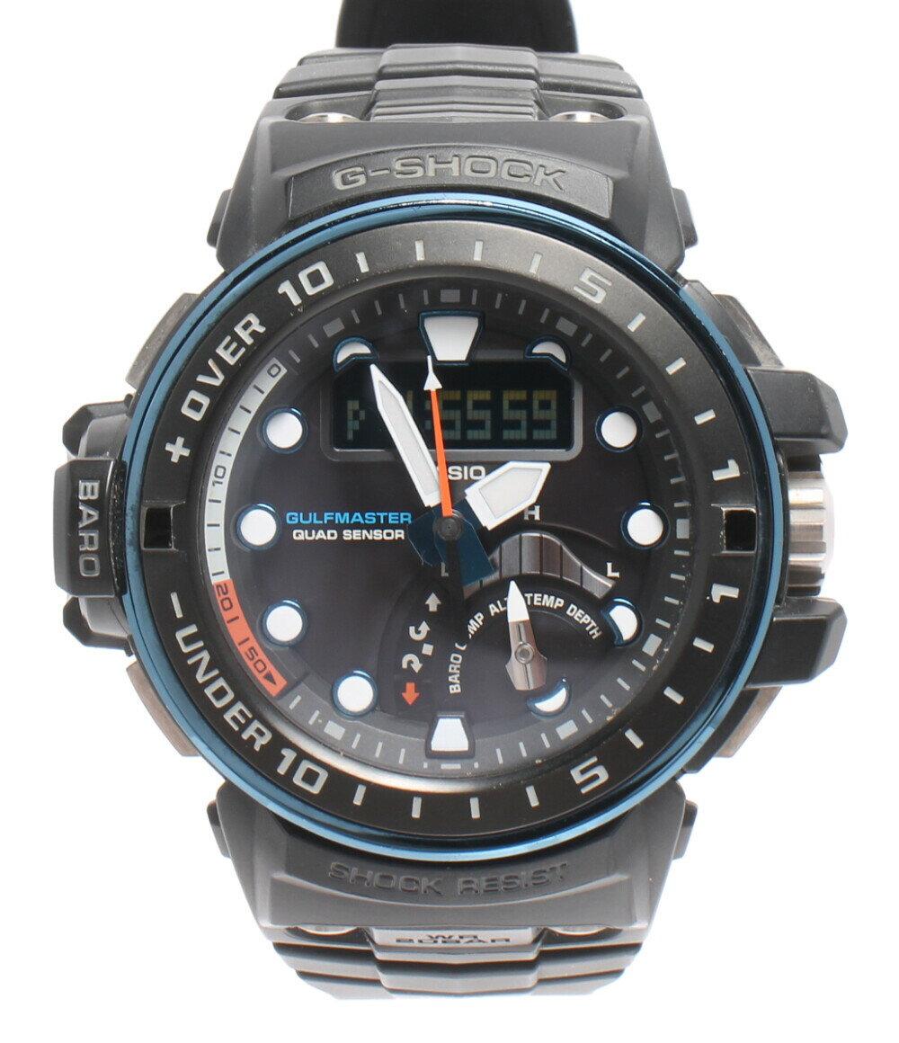 腕時計, メンズ腕時計  GULFMASTER G-SHOCK GWN-Q1000A CASIO
