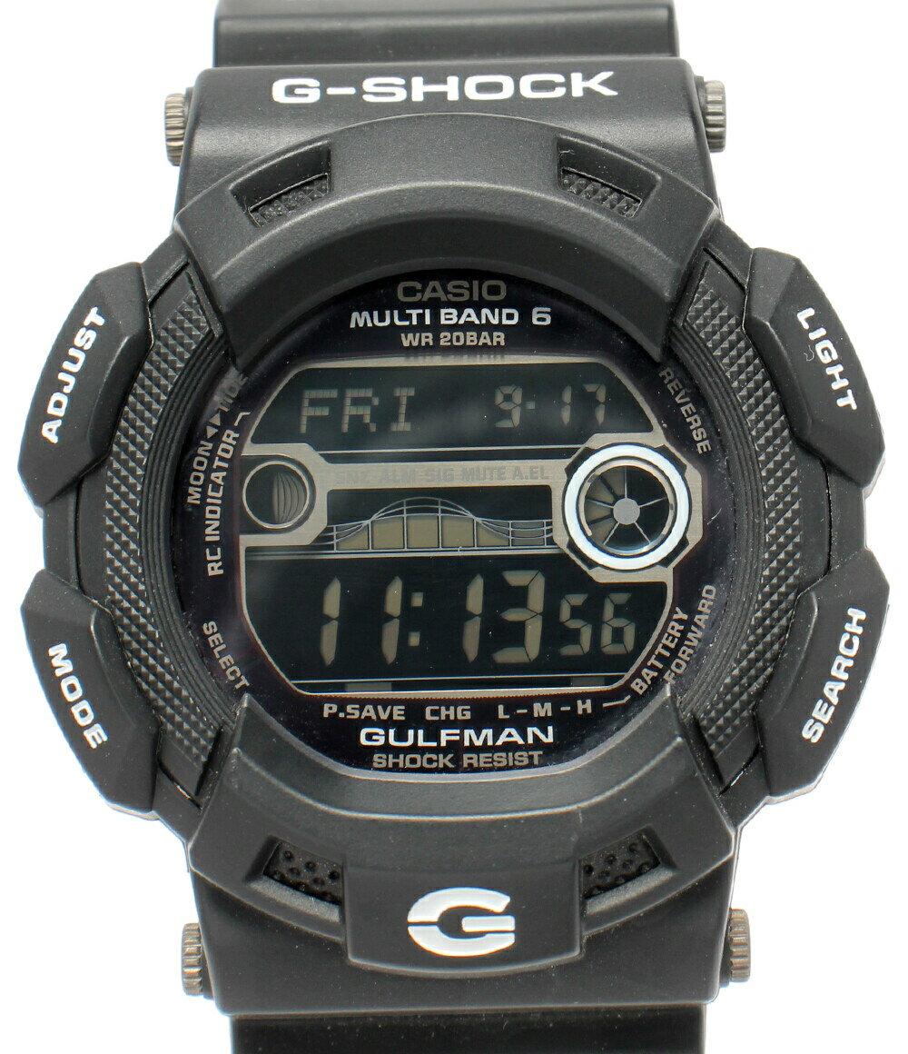 腕時計, メンズ腕時計  GULFMAN G-SHOCK GW-9110BW CASIO
