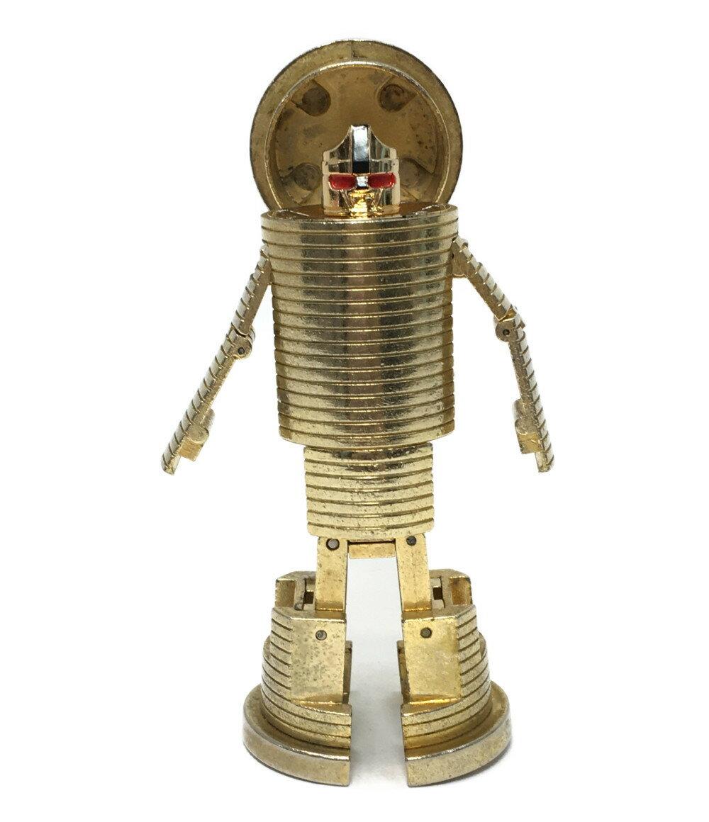 【中古】 黄金戦士ゴールドライタンシリーズ 超合金タイムライタン バンダイ フィギュア画像