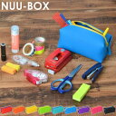 NUU-BOX ヌウ ボックス 大容量 ポーチ【コスメポーチ ペンポー...
