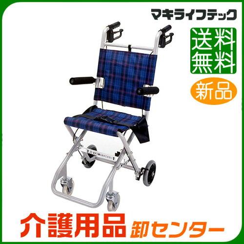 車椅子 軽量 折り畳み介助式 車いす 車イス 簡易車椅子 コ...