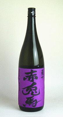 エントリーでポイント5倍!特別限定酒 紫の赤兎馬(むらさきのせきとば) 25度 1800ml (201...