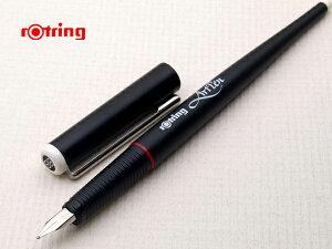 【ROTRING/ロットリング】アートペン万年筆ブラックBB(極太)