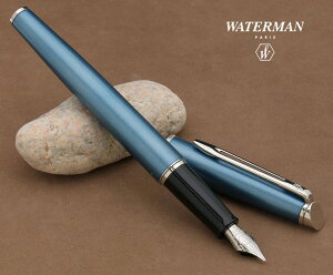 Waterman Metropolitan Shimmery Blue