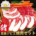 熟成イノシシ肉 高級焼き肉セット 2〜3人前ロース・バラ・モ