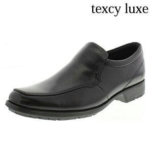 アシックスビジネスシューズテクシーリュクス[texcyluxe](ビジネスシューズアシックス)本革ビジネスシューズメンズ靴/TU-7770[asicsビジネス/靴/紳士靴/メンズ/レザー/天然皮革/スムース/消臭/防臭/軽量/ブラック/黒/28cm]【あす楽】