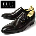 エルオム革靴ビジネスシューズELLEHOMME革靴エルオムドレスシューズ紳士靴メンズ男性用/EH8023-DBR[マドラス革靴ビジネスシューズ本革日本製]