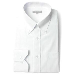 ワイシャツ 周りと差が付く 長袖 Yシャツ 形態安定 メンズ 長袖ワイシャツ 結婚式 ビジネス 白 ブルー 黒 襟高 ボタンダウン オールシーズン カッターシャツ ドレスシャツ デザイン シャツ 標準体 個性 ユニーク 春夏