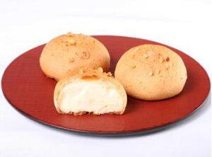 福井の銘菓を洋菓子で味わう。西洋菓子倶楽部:もっちりとした食感「羽二重シュー5個入×3セッ...