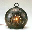 織田幸銅器:「ランタン ふくろう」開町400年伝統高岡銅器