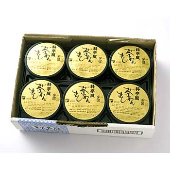 新珠製菓:料亭風茶わんむし/6個入り E-001