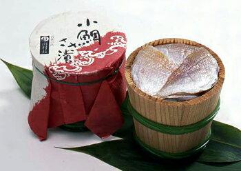 田村長:もっちりとした食感・あと味の良いおさしみ「小鯛ささ漬詰合B」