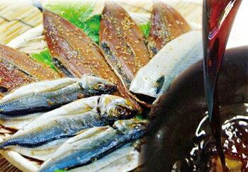 山下水産:「醤油干し4種11枚おためしセット」 さんま/あじ/さば/いわし 4種の醤油干し(クール冷凍便)