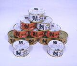 若狭物産協会:「若狭の味付け鯖缶3種(醤油・生姜・唐辛子)12缶」