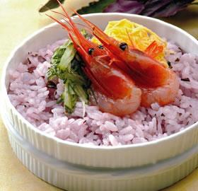 四季のテーブル「KG-1 金時草ちらし寿司の素 130g×5袋」加賀野菜・金時草を使った混ぜるだけのカンタンちらし寿司