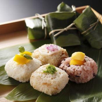 和風惣菜, おこわ  ()