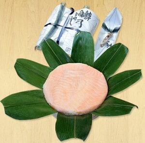 青山総本舗:風土に育まれた富山を代表する食文化「ますずし 二段」(夏季はクール冷蔵便)