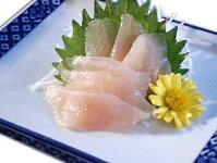 奥田屋「かわはぎ昆布〆刺身」天然物の甘味と昆布の旨みとの調和
