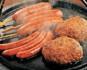 前沢牛を使用したハンバーグ、ソーセージ、フランクの詰合「前沢牛3点詰合(クール冷凍便)」前沢牛オガタ