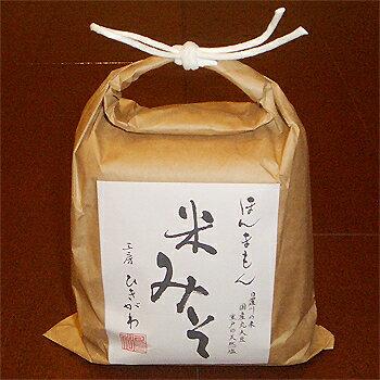 みそ, 米みそ  1kg ()
