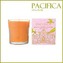 パシフィカ キャンドル ネロラ オレンジ ブラッサム 【日本香堂/PACIFICA】アロマの香りでリラックス。防災用、クリスマスやハロウィンなどのパーティにも最適。 【RCP】