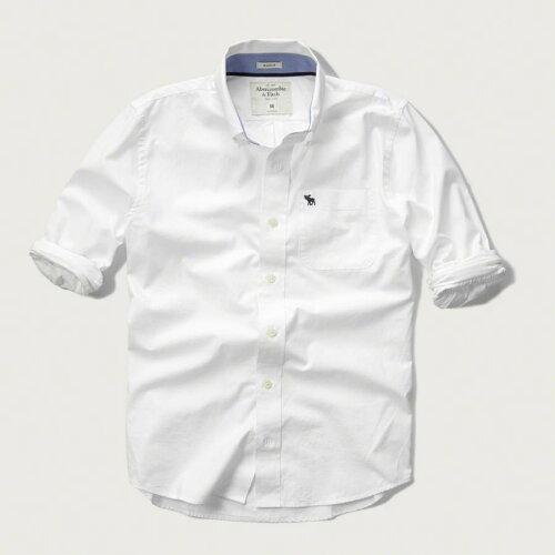 アバクロ カジュアルシャツ Abercrombie&Fitch アバクロンビー&フィッチ メンズ 125-168-1935-001