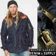 ミリタリー ジャケット メンズ 100%正規 ラルフローレン DENIM & SUPPLY Ralph Lauren Vintage加工 788549563001【あす楽対応】【H-OH】■03150926