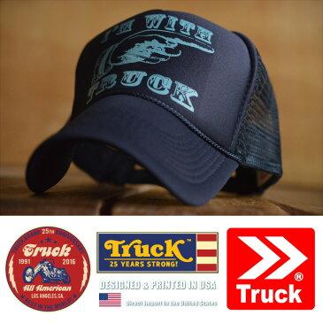 Truck Brand トラックブランド メッシュキャップ メンズ レディース 帽子 SA_16【170701s】