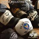 AlphaIndustriesアルファ・インダストリーズメッシュキャップ帽子メンズレディース【GAL】≪着後レビューを書いて送料無料≫【あす楽対応】【H-CP】■05150805
