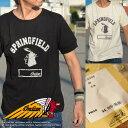 Indian Motocycle インディアンモトサイクル Tシャツ メンズ 半袖 刺繍 袖リブ IC-2396■02170827