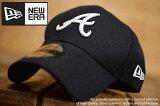USA直輸入 正規品 NEW ERA キャップ ニューエラ 9FORTY MLB 帽子 メンズ レディース アトランタ・ブレーブス 10034690 180503