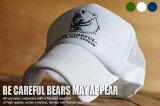 BEAR注意! メッシュキャップ 7994434 キャップ 帽子 メンズ レディース Printed mesh cap ALI 180810