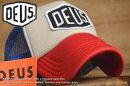 送料無料DeusexMachinaデウスエクスマキナメッシュキャップDMS07875帽子野球帽キャップメンズレディース120%正規BAYLANDSTRUCKER180717