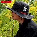 サファリハット メンズ レディース 送料無料 撥水 UVカット アドベンチャーハット 帽子 メンズ 父の日 贈り物 プレゼント NEK H-051 ユニセックス 男女共用 春 夏 夏フェス アウトドア 釣り 登山 キャンプ 2