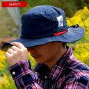 サファリハット メンズ レディース 送料無料 撥水 UVカット アドベンチャーハット 帽子 メンズ 父の日 贈り物 プレゼント NEK H-051 ユニセックス 男女共用 春 夏 夏フェス アウトドア 釣り 登山 キャンプ 3