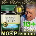 【送料無料】マヌカハニー ピーターモラン博士認定 MGS10+ MGO300+ 実測11.4/MGO:348 ワトソン&サン社 マヌカ蜂蜜 成績書付 as