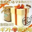 【ギフト・贈答用】マヌカハニー 酵素が生きているワイルドハニーMG100+(or200+)340gXmasプレゼント/贈り物/お歳暮 に♪【熨斗は非対応です】