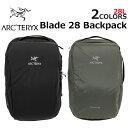 ARCTERYX アークテリクス Blade 28 Backpack ブレード 28 バックパックリュックサック リュックサック デイパック バッグ メンズ レディース A3 28L