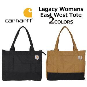SSで使える10%OFFクーポン配布中! CARHARTT カーハート Legacy Women's East West Tote レガシー ウィメンズ イーストウエストトート トートバッグバッグ レディース メンズ B4 131021プレゼント ギフト 通勤 通学 送料無料