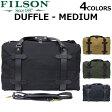 FILSON/フィルソンMEDIUM DUFFLE BAG/ミディアムダッフルバッグ70325/A3 2WAY/ショルダーバッグ/ボストンバッグ/カバン/鞄メンズ プレゼント/ギフト/通勤/通学/送料無料