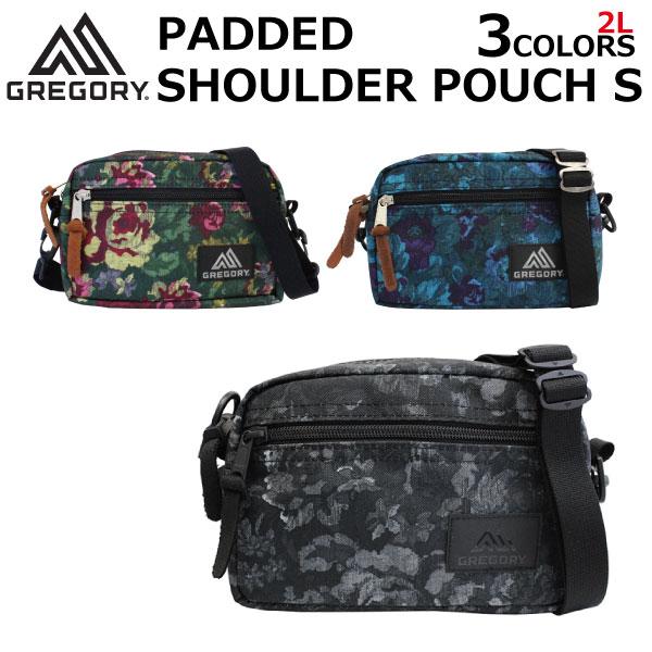 男女兼用バッグ, ショルダーバッグ・メッセンジャーバッグ GREGORY PADDED SHOULDER POUCH S S 2L 65390 65395